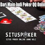 Hasilkan Ini Dari Main Judi Poker QQ Online Indonesia